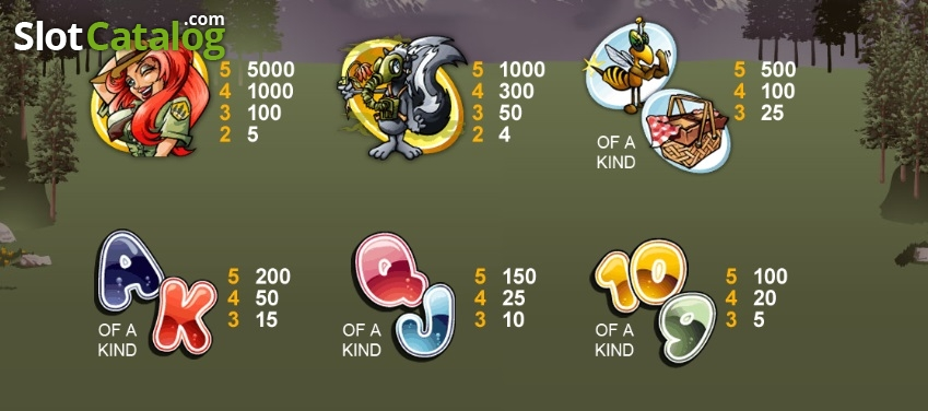 Games like scatter slots