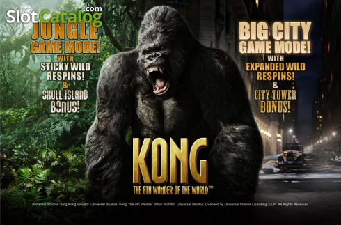Kong (Video Slot from Playtech)