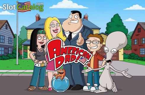 American Dad. Gameplay. American Dad (Video Slot from Playtech)