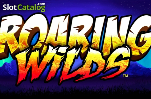 Roaring Wilds (Video Slot from Playtech)