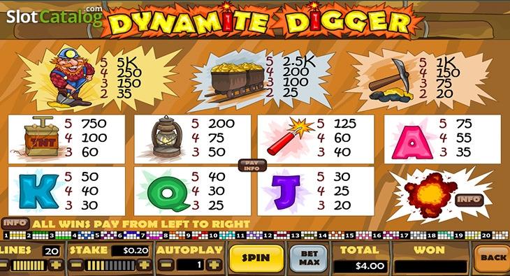 Spiele Bonus Digger - Video Slots Online