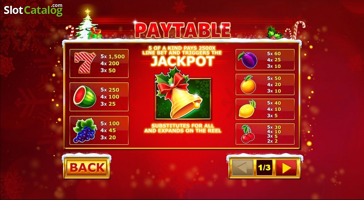 Spiele Christmas Jackpot Bells - Video Slots Online