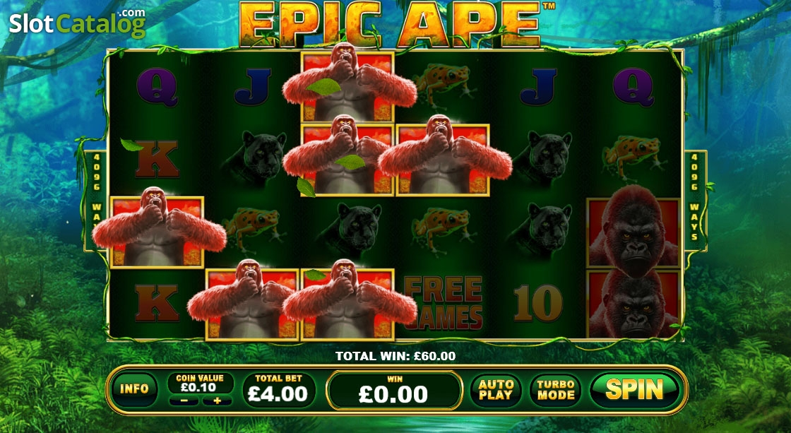 Spiele Epic Ape - Video Slots Online