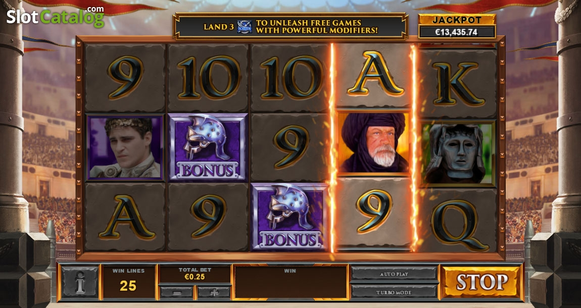 Spiele Gladiator Road To Rome - Video Slots Online
