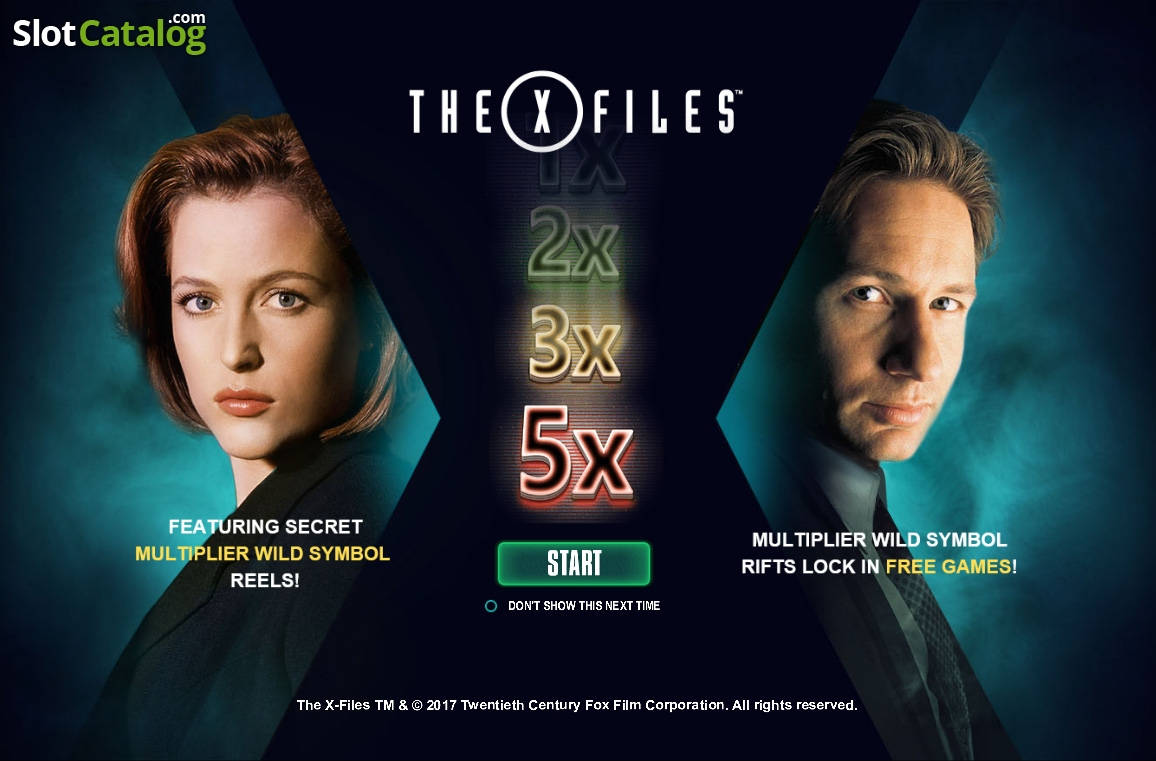 X Files Game Online