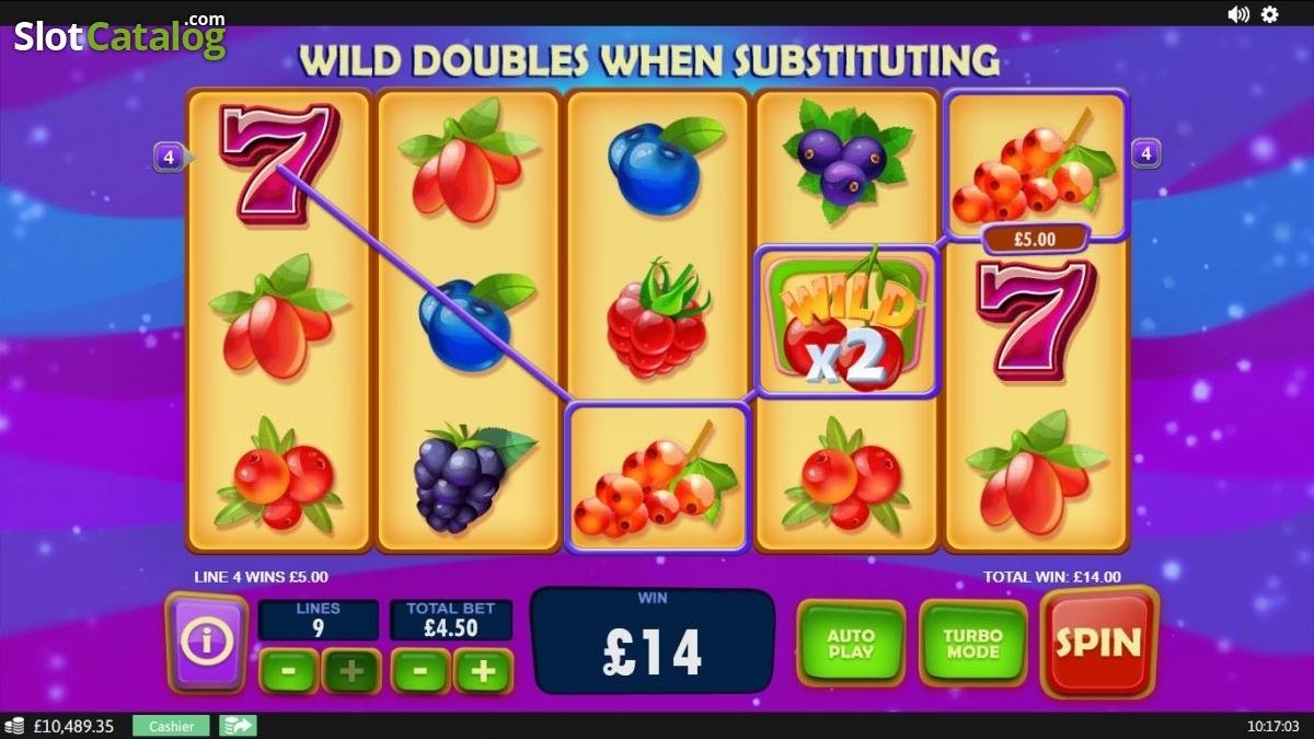 Spiele Berry Berry Bonanza - Video Slots Online