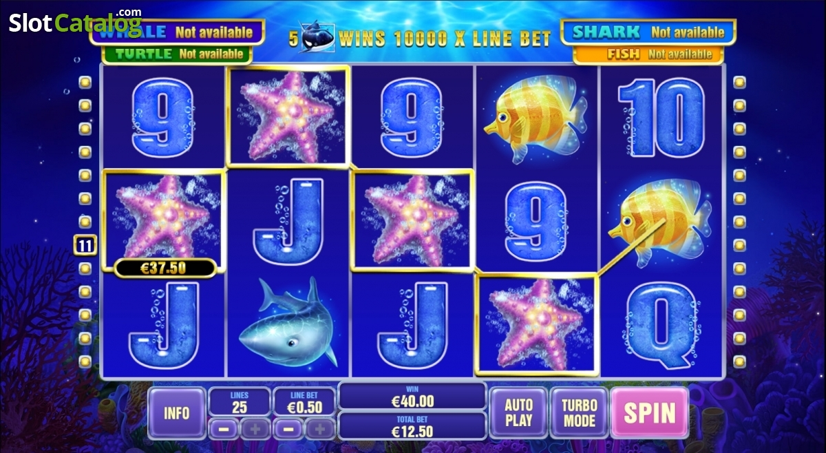 Play slot great blue