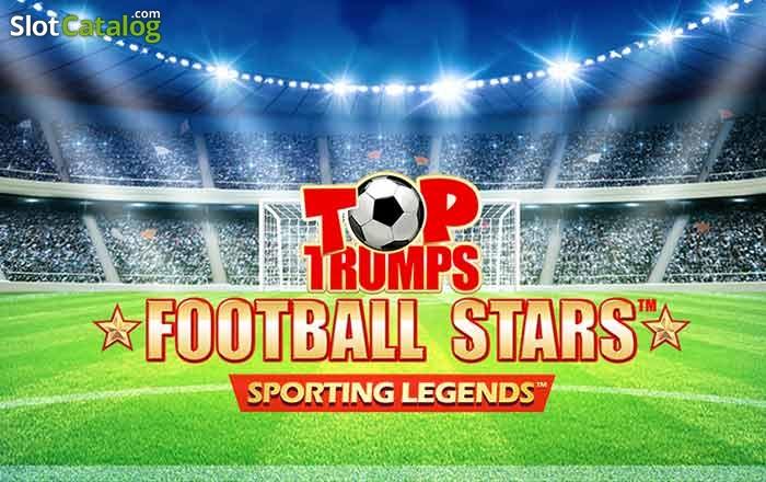 Spiele Top Trumps Football Stars: Sporting Legends - Video Slots Online