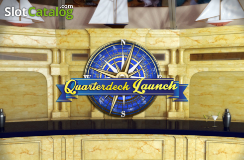 Képernyő1. Quarterdecks Launch (Video Slot tól től Portomaso Gaming)