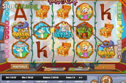 The Master Cat Slot - Play Portomaso Gaming Slots for Free