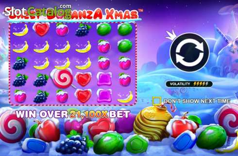 Sweet Bonanza Xmas (Video Slot fra Pragmatic Play)