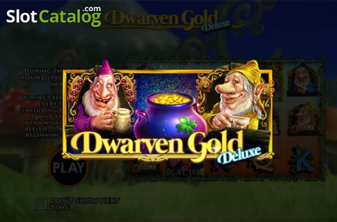 Dwarven Gold Deluxe. Dwarven Gold Deluxe (Video Slot from Pragmatic Play)