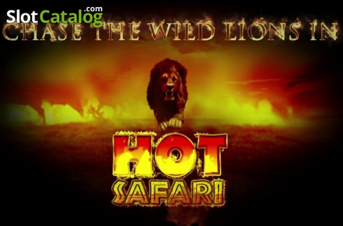 Hot Safari (Video Slot fra Pragmatic Play)