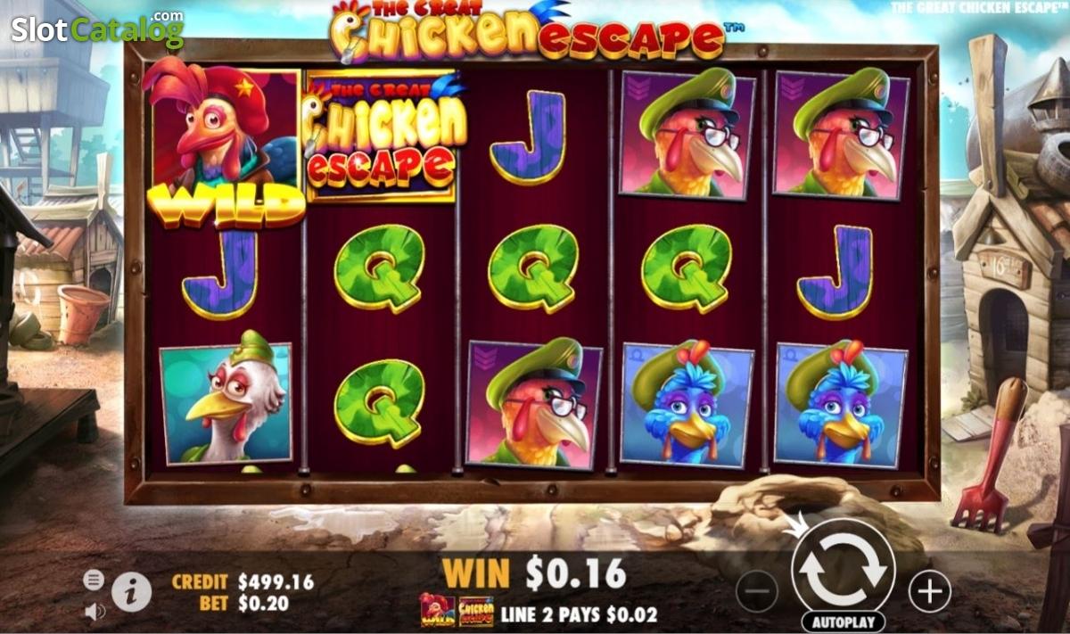 Spiele The Great Escape - Video Slots Online