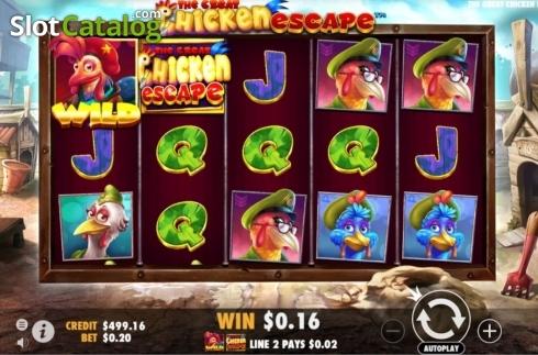 Chicken scratch slot machine games