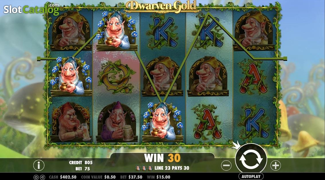Spiele Dwarven Gold - Video Slots Online