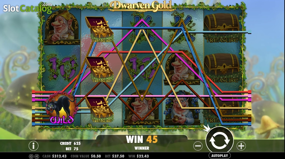Spiele Dwarven Gold - Video Slots Online