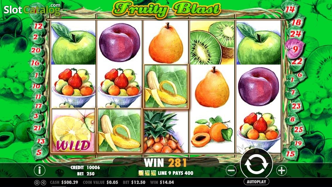 Free Fruit Slots