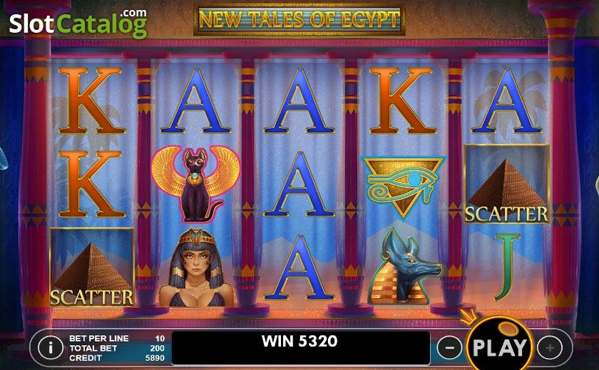 Spiele Tales Of Egypt - Video Slots Online