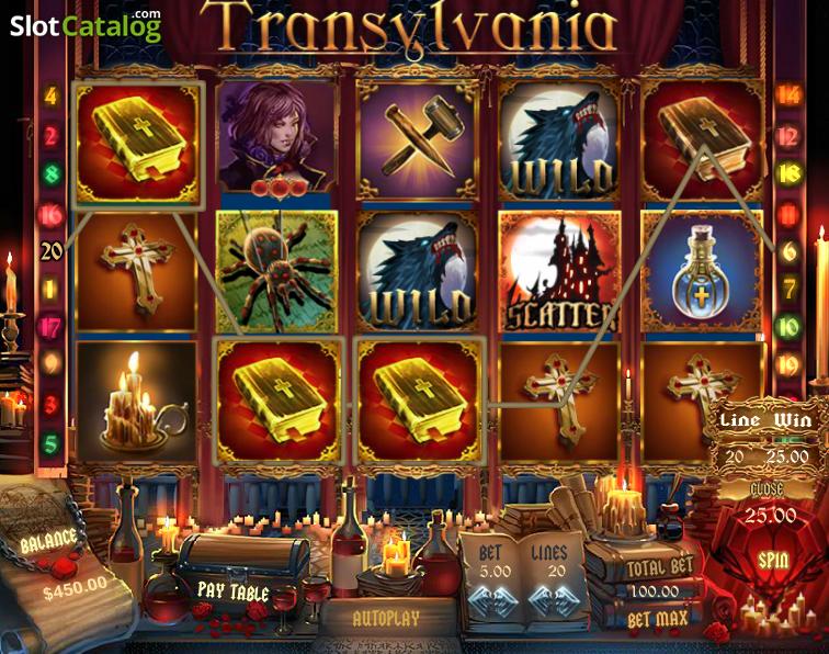 Transylvania Slots
