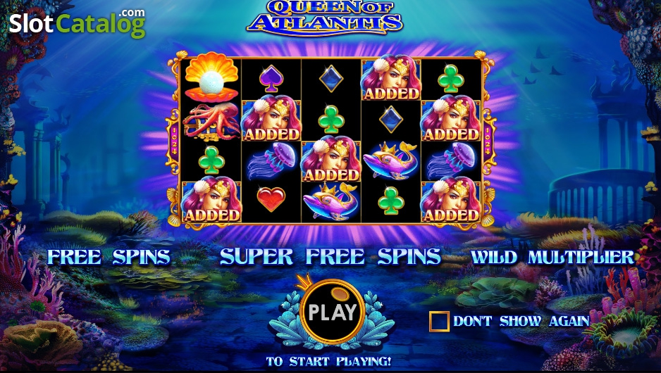 Spiele Atlantis Queen - Video Slots Online