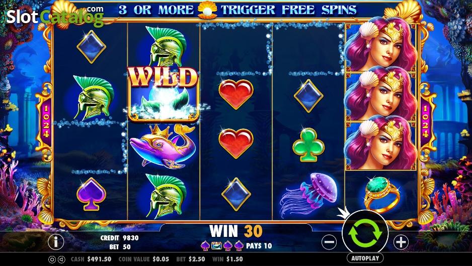 Spiele Atlantis Queen - Video Slots Online