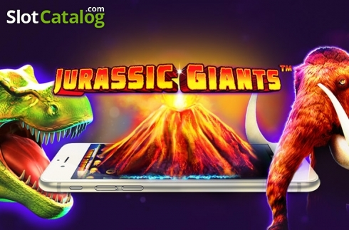Jurassic Giants (Video Slot from Pragmatic Play)
