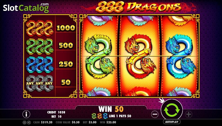Spiele 888 Dragons - Video Slots Online