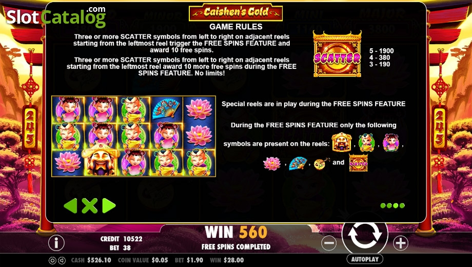 Raging bull daily free spins