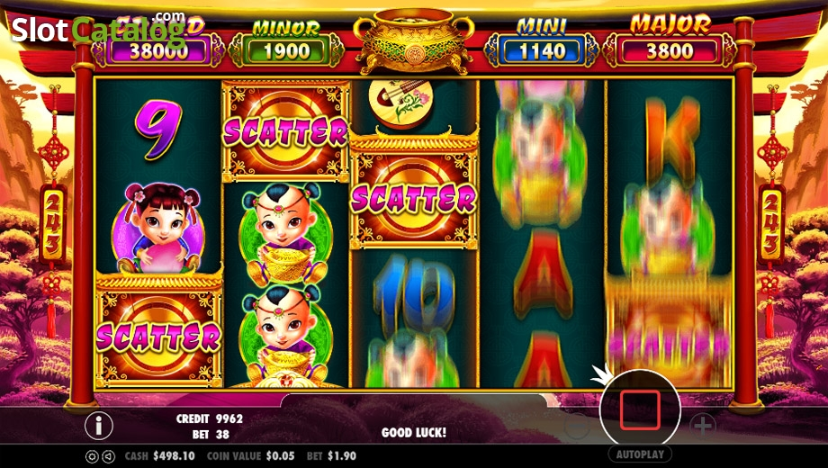 Caishens Gold Online Slot Demo Review 2017