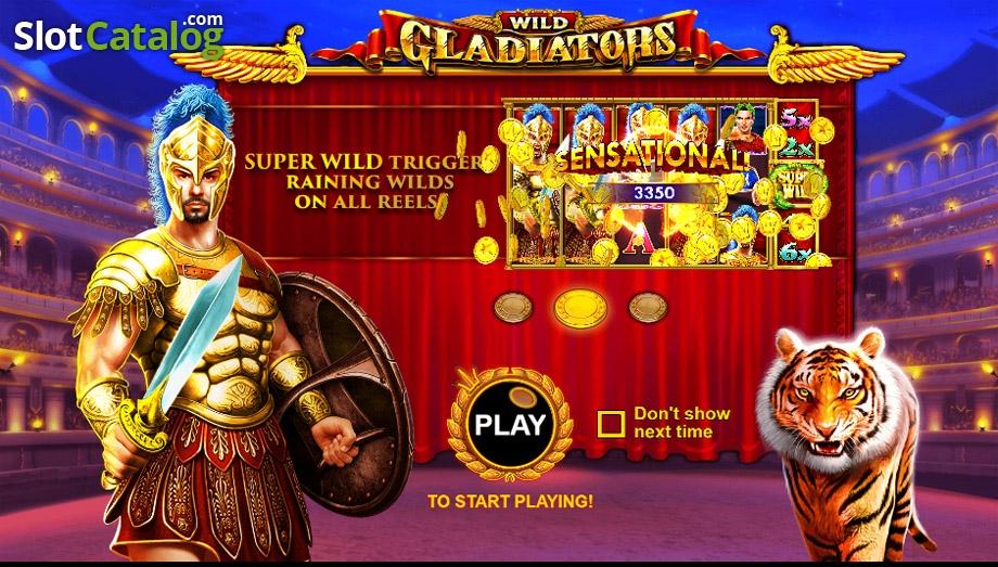 Spiele Wild Gladiators - Video Slots Online