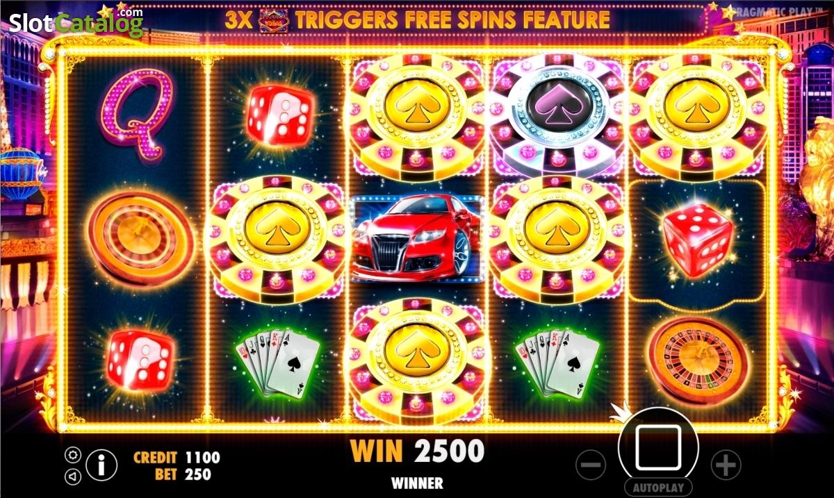 Vegas Nights (Pragmatic Play) Slot ᐈ Claim a bonus or play ...