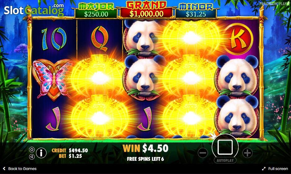 Spiele Fortune Panda - Video Slots Online