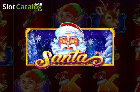 Santa (Pragmatic Play) (Ranura de video de Pragmatic Play)