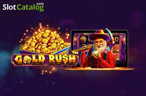 Gold Rush (Pragmatic Play) (ビデオスロット から Pragmatic Play)