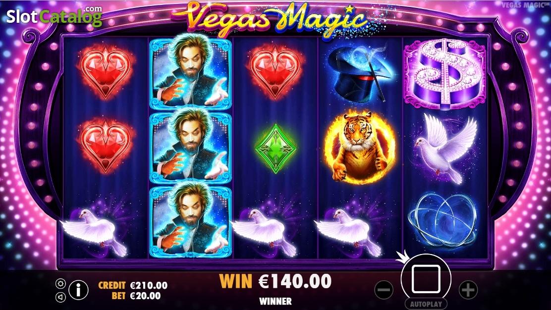 Spiele Vegas Magic - Video Slots Online