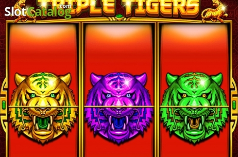Triple Tigers (Classic Slot from Pragmatic Play)