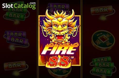 Fire 88 (Video Slot fra Pragmatic Play)
