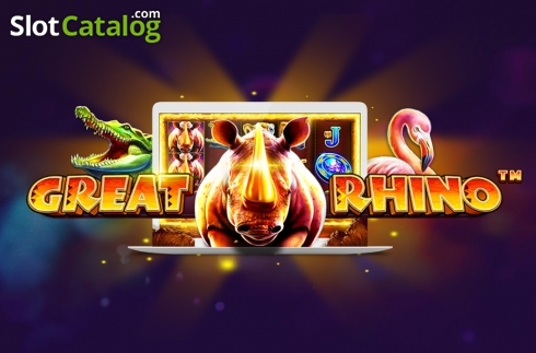 Great Rhino (Video Slot fra Pragmatic Play)
