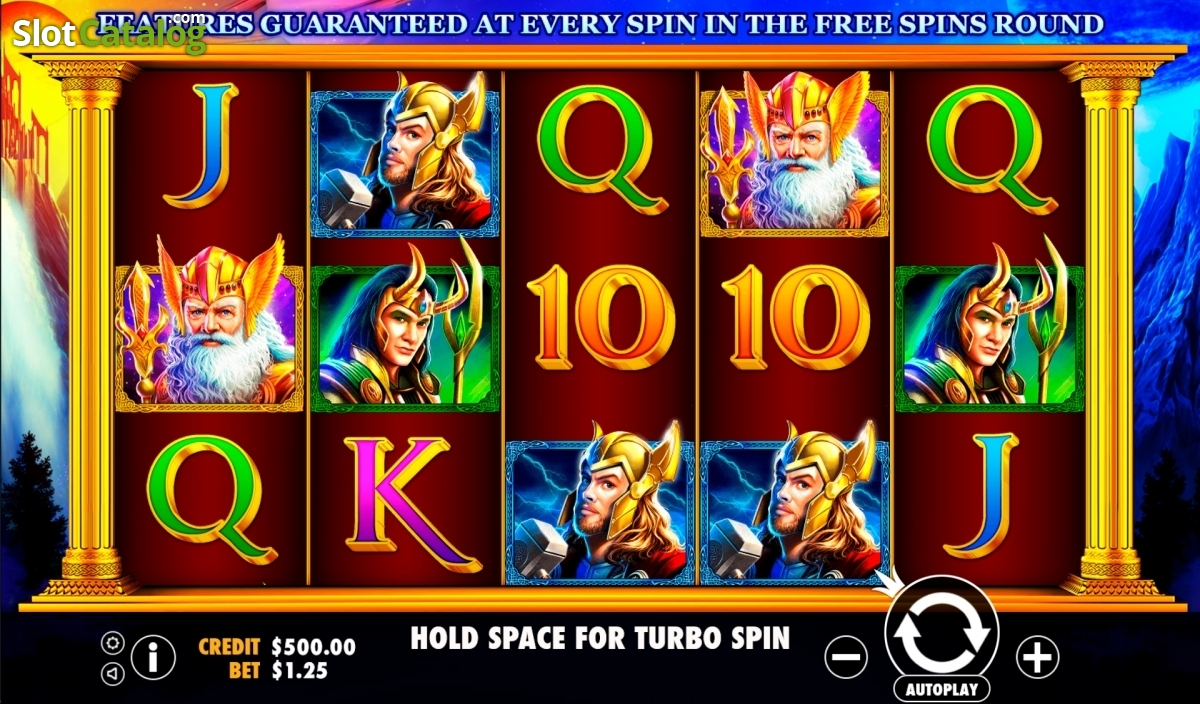 Asgard (Pragmatic Play) Slot ᐈ Claim a bonus or play for free!