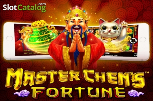 Master Chen's Fortune (Video Slot from Pragmatic Play)