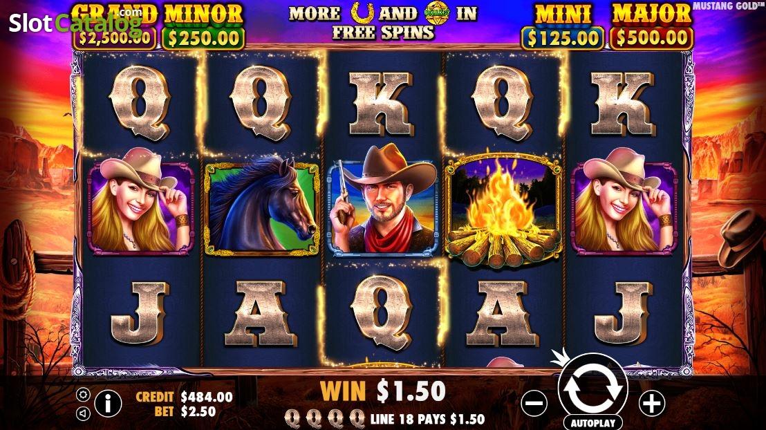 Spiele Mustang Gold - Video Slots Online