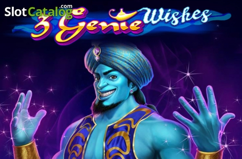 3 Genie Wishes (Video Slot z Pragmatic Play)