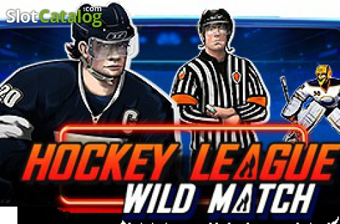 Hockey League Wild Match (Ranura de video de Pragmatic Play)