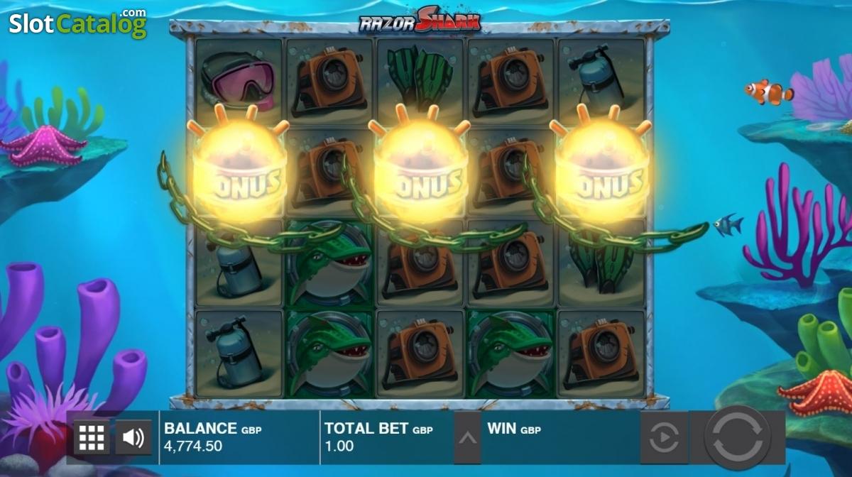 Spiele Desert Shark - Video Slots Online