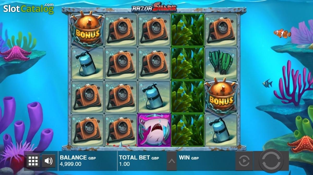 Razor Shark Casino