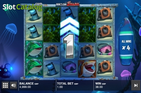 Spiele Razor Shark - Video Slots Online