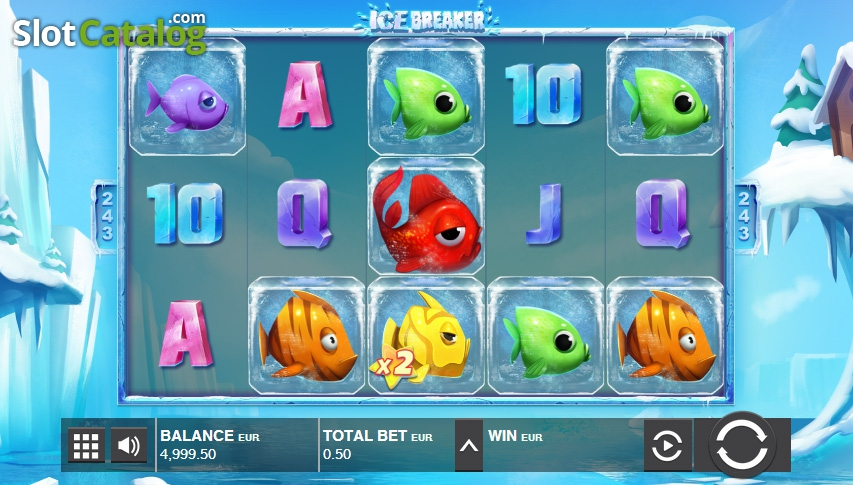 Spiele Ice Breaker - Video Slots Online