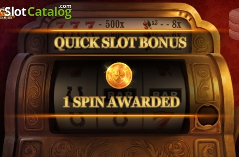 Skärm5. Sticky Bandits: Wild Return (Video Slot från Quickspin)