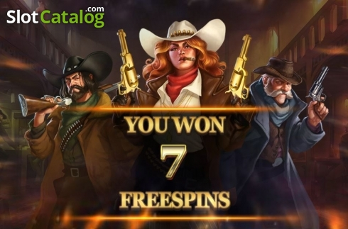 Skärm9. Sticky Bandits: Wild Return (Video Slot från Quickspin)